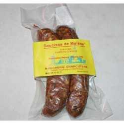 Saucisse de molène (X2) 350 gr env