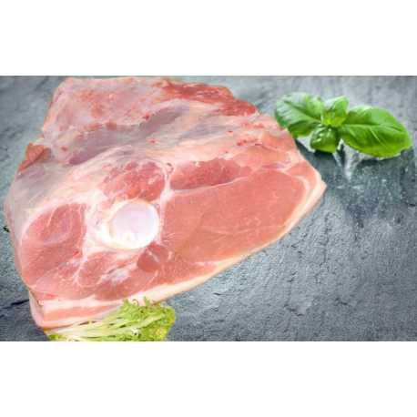 Côte de porc première ou filet  ( X3 pièce )