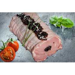 Rôti de porc aux pruneaux