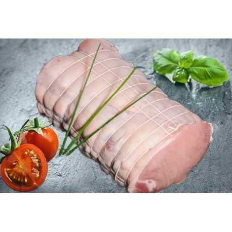 Rôti de porc filet sans os