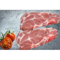 Côte de porc échine  ( X2 pièce )